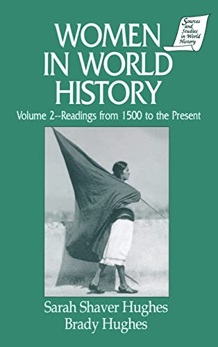 9781563243127: Women in World History: v. 2: Readings from 1500 to the Present (Vol 2) (Sources and Studies in World History)