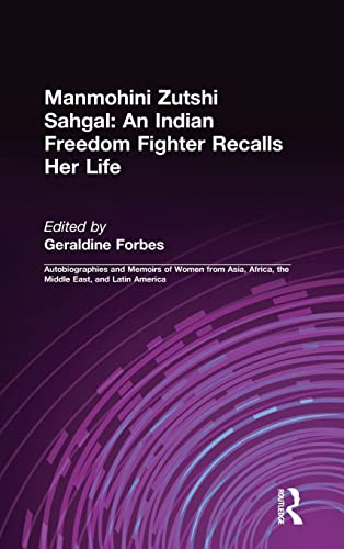 9781563243394: An Indian Freedom Fighter Recalls Her Life (Foremother Legacies)