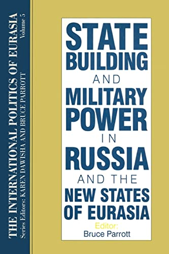 State Building and Military Power in Russia