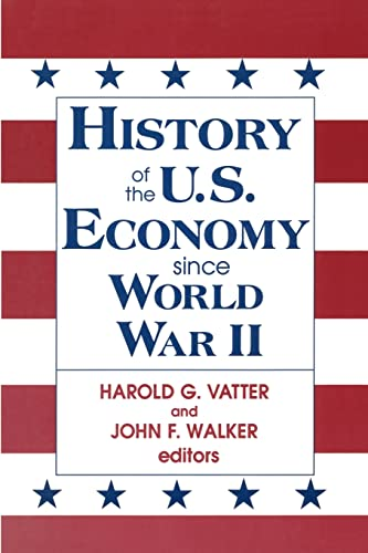 9781563244742: History of US Economy Since World War II