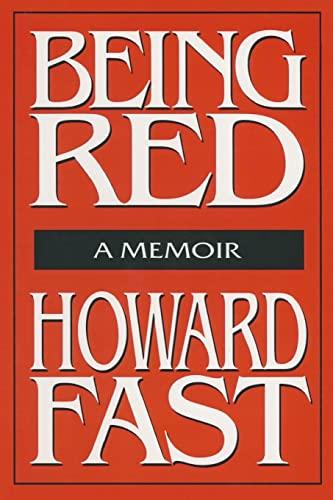 9781563244995: Being Red: A Memoir