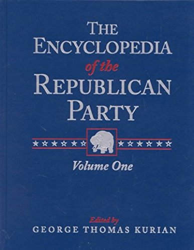 9781563247293: The Encyclopedia of the Republican Party (Sharpe Reference)