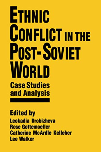 9781563247415: Ethnic Conflict in the Post-Soviet World: Case Studies and Analysis