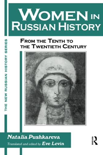 9781563247989: Women in Russian History: From the Tenth to the Twentieth Century (New Russian History)