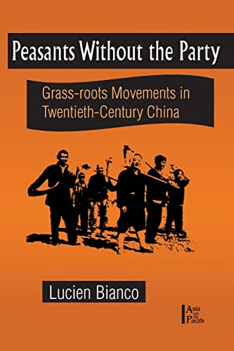 9781563248405: Peasants without the Party: Grassroots Movements in Twentieth Century China