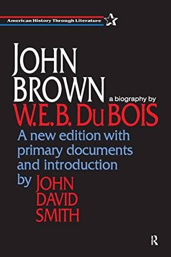9781563249723: John Brown (American History Through Literature)