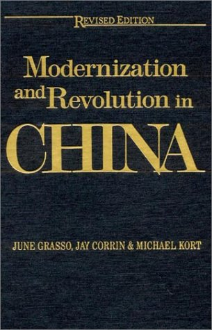 9781563249761: Modernization and Revolution in China (East Gate Books)