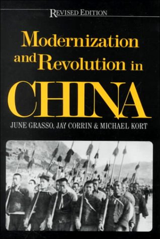 9781563249778: Modernization and Revolution in China (East Gate Books)