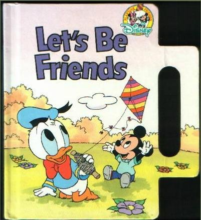 Let's Be Friends; Playtime Friends-Disney,