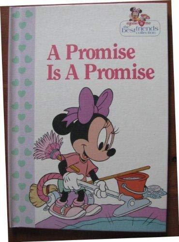 A promise is a promise (Minnie 'n me, the best friends collection) (1563261073) by Ruth Lerner Perle