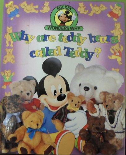 Why Are Teddy Bears Called Teddy Vol: Alexandra Parson