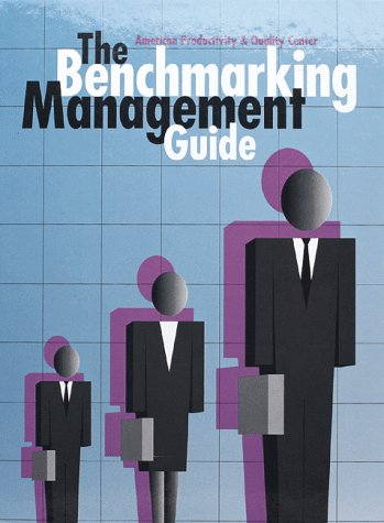 9781563270451: The Benchmarking Management Guide