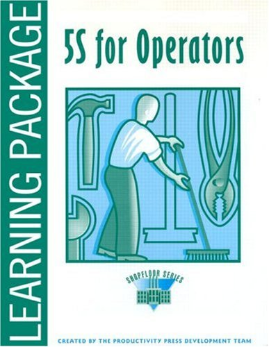 5s for Operators Learning Package (Mixed media product): Hiroyuki Hirano