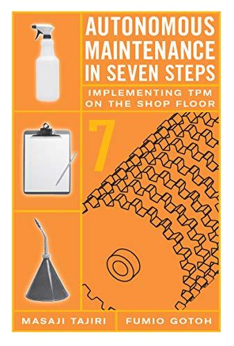 9781563272196: Autonomous Maintenance in Seven Steps: Implementing TPM on the Shop Floor