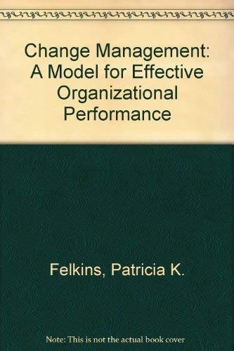 9781563272554: Change Management (paper)