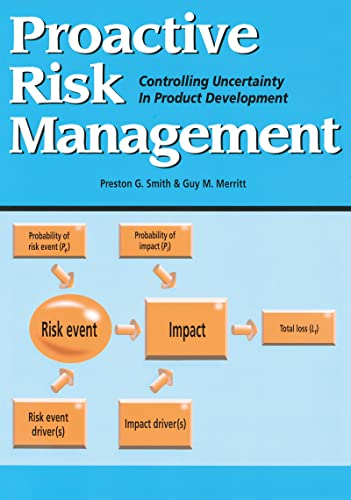 9781563272653: Proactive Risk Management: Controlling Uncertainty in Product Development