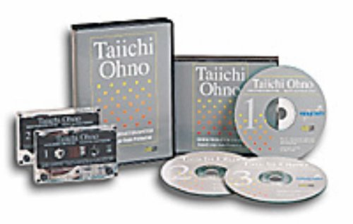 Toyota Production System on Compact Disc: Beyond Large-Scale Production (1563272679) by Ohno, Taiichi