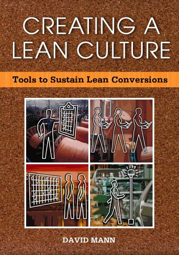 9781563273094: Creating A Lean Culture: Tools To Sustain Lean Conversions