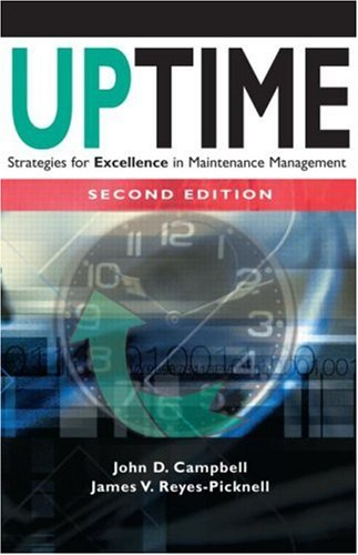 9781563273353: Uptime: Strategies for Excellence in Maintenance Management, Second Edition