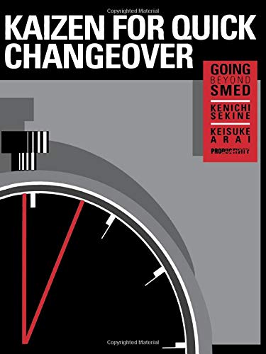 9781563273414: Kaizen for Quick Changeover: Going Beyond SMED