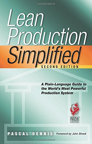 9781563273568: Lean Production Simplified