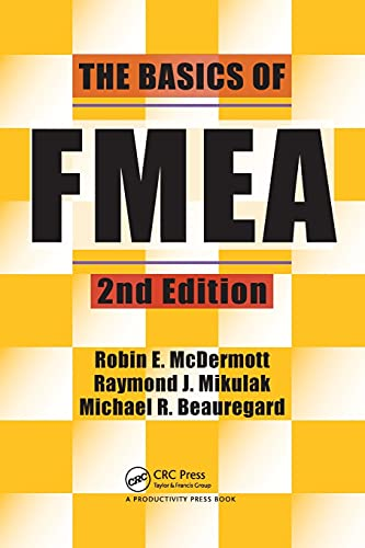 9781563273773: The Basics of FMEA, 2nd Edition