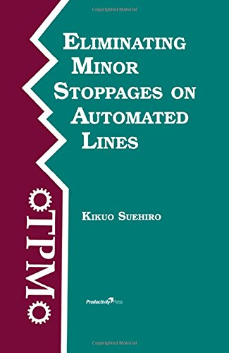 9781563273858: Eliminating Minor Stoppages on Automated Lines
