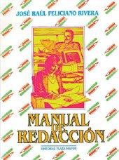 Manual de Redaccion: Jose Raul Feliciano