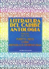 Antologia de la Literatura del Caribe : Colon Zayas, Eliseo