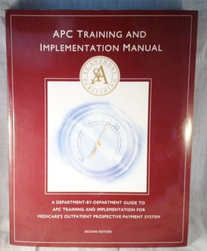 APC TRAINING AND IMPLEMENTATION MANUAL (BOOK WITH CD-ROM): Sheila Parvis