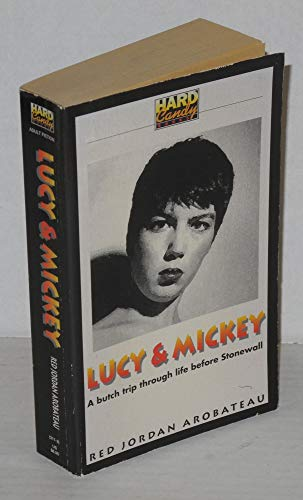 Lucy and Mickey: Red Jordan Arobateau