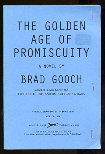 9781563335501: Golden Age of Promiscuity