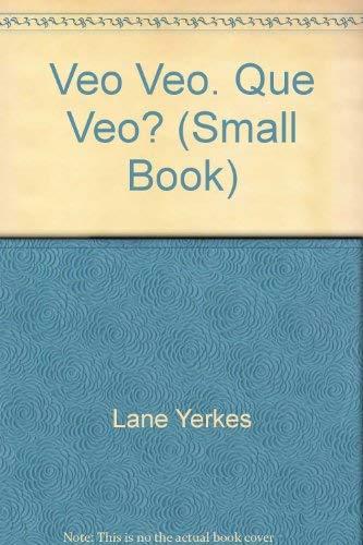 9781563340826: Veo Veo. Que Veo Small Book