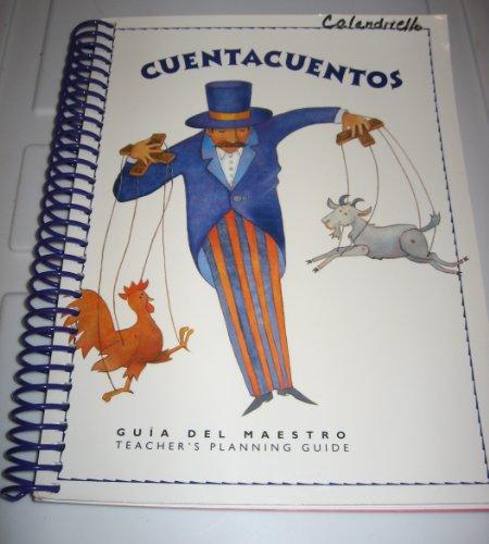 9781563345791: Cuentacuentos (Teacher's Planning Guide)