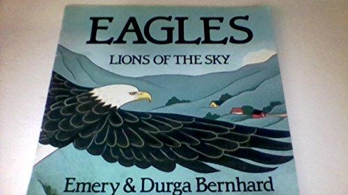 9781563347221: Eagles: Lions of the Sky Level E (Into English)