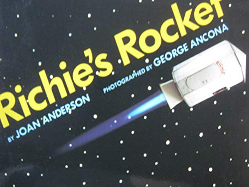 Richie's Rocket: Level F (1563347369) by Joan Anderson