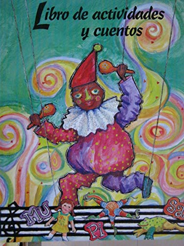 9781563348952: Llibro De Actividades Y Cuentos