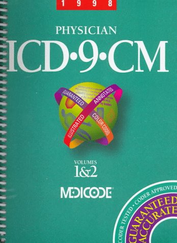 Physician Icd-9-Cm, 1998: Medicode Publications