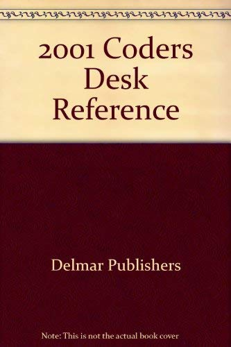 9781563373152: Coders' Desk Reference, 2001