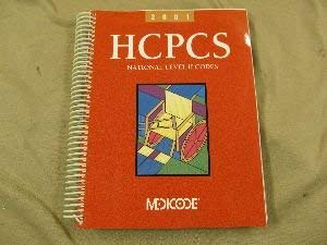 9781563373541: Hcpcs, 2001