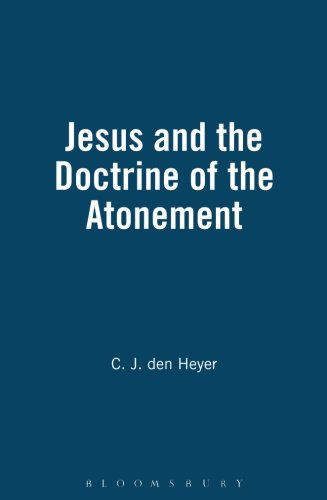 9781563382451: Jesus and the Doctrine of the Atonement