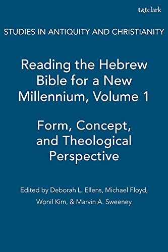 Reading the Hebrew Bible for A New Mille Form, Concept, and Theological Perspective. Theological ...