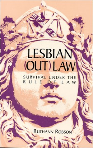 9781563410123: Lesbian (Outlaw : Survival Under the Rule of Law)