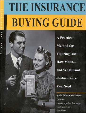 9781563431456: INSURANCE BUYING GUIDE