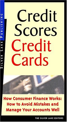 9781563437823: CREDIT SCORES, CREDIT CARDS