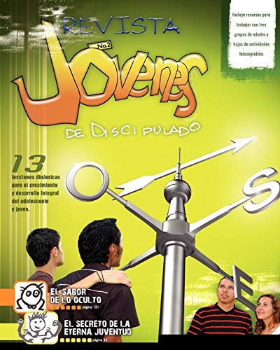 REVISTA JOVENES, NO. 2 (Spanish: Youth Magazine, No. 2) (Spanish Edition): Casa Nazarena de ...