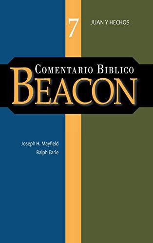 9781563446078: COMENTARIO BIBLICO BEACON TOMO 7