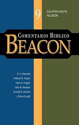 COMENTARIO BIBLICO BEACON TOMO 9 (Spanish Edition)