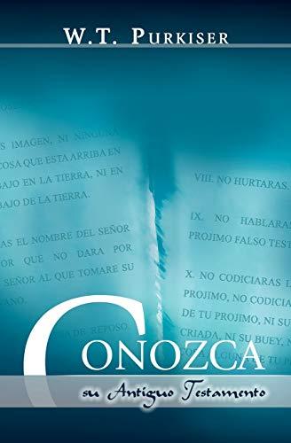 9781563446689: CONOZCA SU ANTIGUO TESTAMENTO (Spanish: Know your Old Testament)