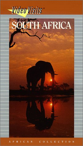 9781563451034: Video Visits: South Africa [VHS]